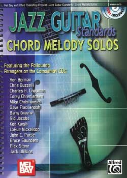 Jazz Guitar Standards Chord Melody Solos PDF