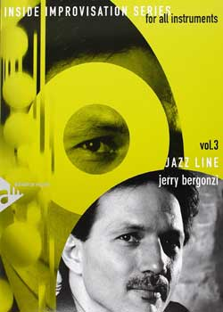 Jerry Bergonzi Jazz Line Volume 3 PDF
