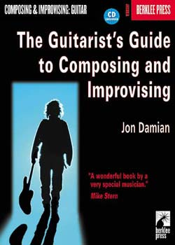 Jon Damian The Guitarist's Guide to Composing and Improvising PDF