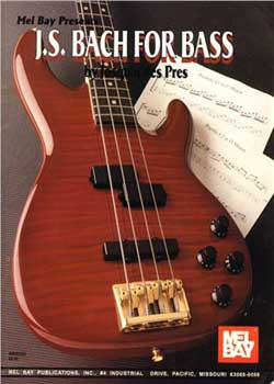 Josquin Des Pres J.S. Bach For Bass PDF