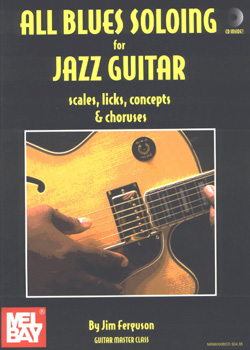 Jim Ferguson All Blues Soloing for Jazz Guitar PDF