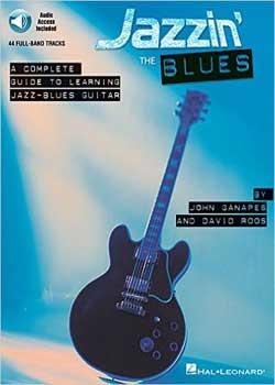 John Ganapes Jazzin' the Blues PDF