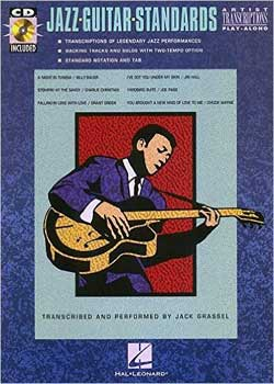 Jack Grassel Jazz Guitar Standards PDF