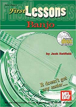 Jack Hatfield First Lessons Banjo PDF