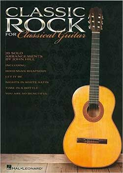 John Hill Classic Rock for Classical Guitar PDF