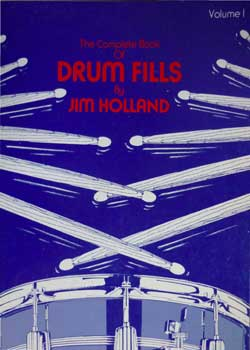 Jim Holland The Complete Book Of Drum Fills PDF