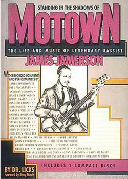 James Jamerson Standing in the Shadows of Motown PDF