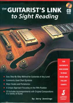 Jerry Jennings – The Guitarist's Link To Sight Reading