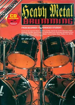 Jim Latta Progressive Heavy Metal Drumming PDF