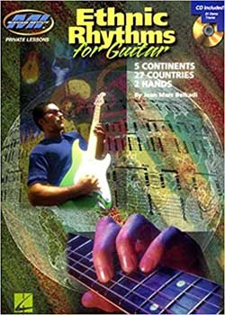 Jean Marc Belkadi Ethnic Rhythms for Guitar PDF