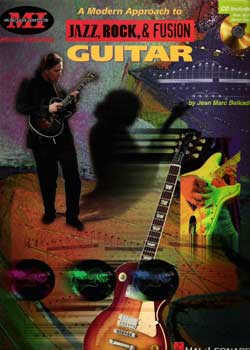 Jean Marc Belkadi A Modern Approach To Jazz, Rock, And Fusion Guitar PDF