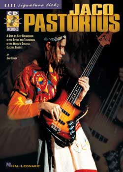 Jaco Pastorius Bass Signature Licks PDF