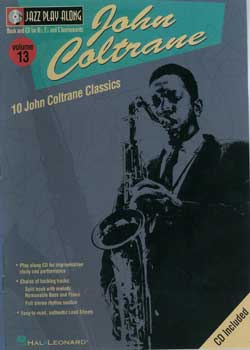 Jazz Play-Along Volume 13 John Coltrane PDF