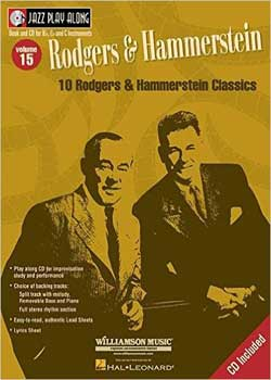 Jazz Play-Along Volume 15 Rodgers And Hammerstein PDF