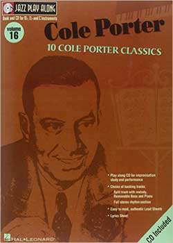 Jazz Play-Along Volume 16 Cole Porter PDF