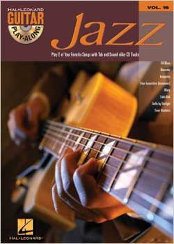 Guitar Play-Along Volume 16 Jazz PDF