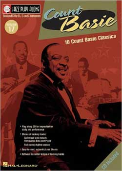 Jazz Play-Along Volume 17 Count Basie PDF
