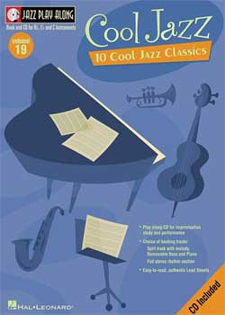 Jazz Play-Along Volume 19 Cool Jazz PDF