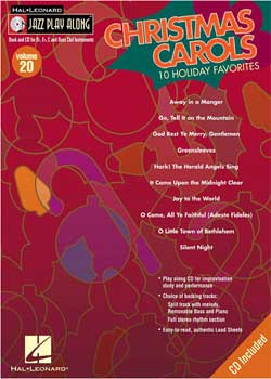 Jazz Play-Along Volume 20 Christmas Carols PDF