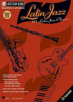 Jazz Play-Along Volume 23 Latin Jazz PDF