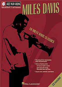 Jazz Play-Along Volume 2 Miles Davis PDF