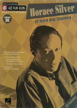 Jazz Play-Along Volume 36 – Horace Silver