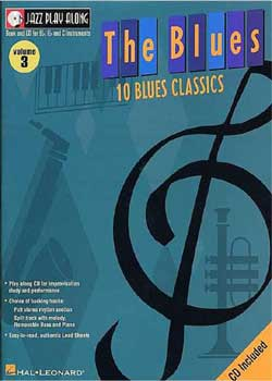 Jazz Play-Along Volume 3 The Blues PDF