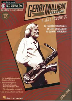 Jazz Play-Along Volume 43 Gerry Mulligan Classics PDF