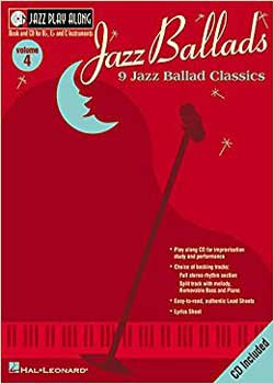 Jazz Play-Along Volume 4 Jazz Ballads PDF