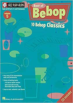 Jazz Play-Along Volume 5 – Best Of Bebop