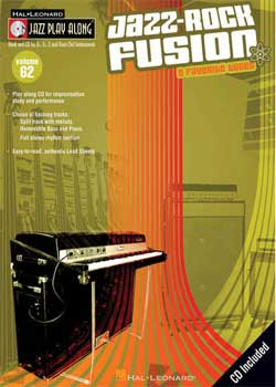 Jazz Play-Along Volume 62 Jazz-Rock Fusion PDF