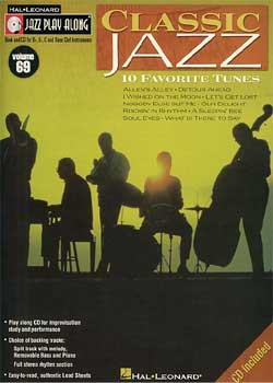 Jazz Play-Along Volume 69 Classic Jazz PDF
