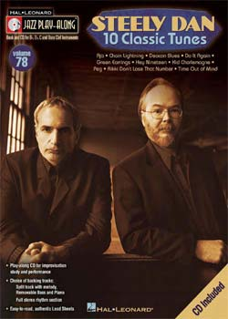 Jazz Play-Along Volume 78 – Steely Dan
