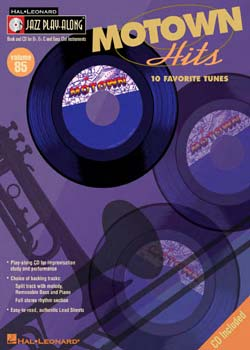 Jazz Play-Along Volume 85 – Motown Hits