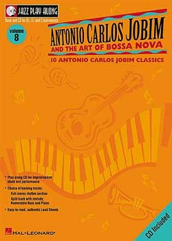 Jazz Play-Along Volume 8 Antonio Carlos Jobim PDF