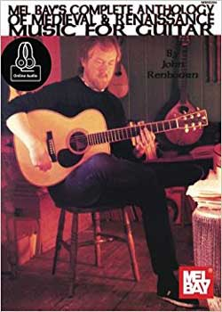 John Renbourn Complete Anthology of Medieval & Renaissance Music for Guitar PDF