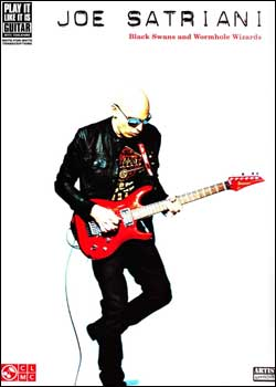 Joe Satriani Black Swans and Wormhole Wizards PDF