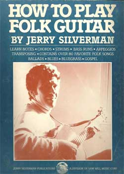 Jerry Silverman How To Play Folk Guitar PDF