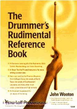 John Wooton The Drummer's Rudimental Reference Book PDF