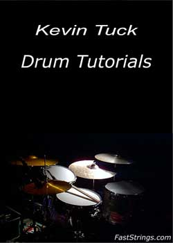 Kevin Tuck – Drum Tutorials