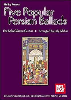 Lily Afshar Five Popular Persian Ballads PDF