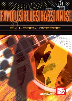 Larry McCabe Famous Blues Bass Lines PDF