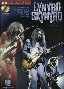 Lynyrd Skynyrd Guitar Signature Licks PDF