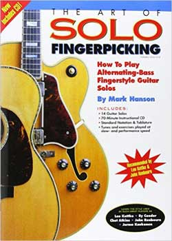 Mark Hanson The Art of Solo Fingerpicking PDF