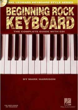Mark Harrison Beginning Rock Keyboard PDF