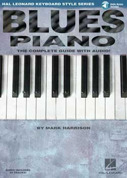 Mark Harrison – Blues Piano PDF download free