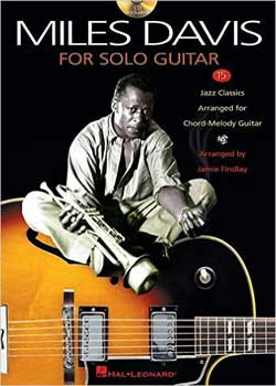 Miles Davis for Solo Guitar PDF