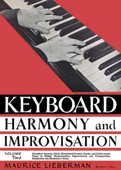 Maurice Lieberman - Keyboard Harmony and Improvisation ...