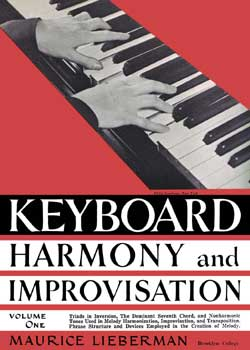 Maurice Lieberman Keyboard Harmony and Improvisation Volume 1 PDF