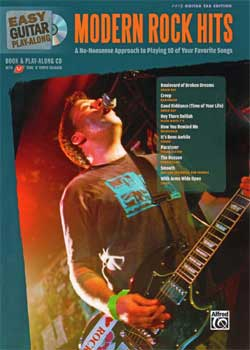 Modern Rock Hits Easy Guitar Play-Along PDF